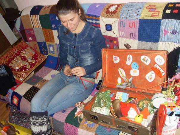 Корреспондент Совсибири в Музее Счастья