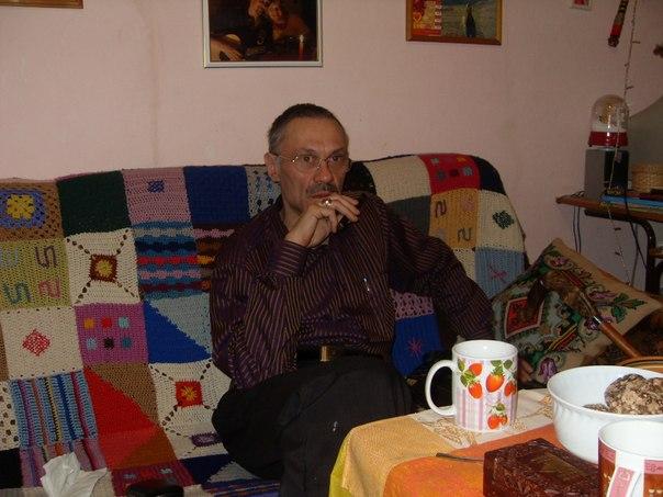Игорь Резун в Музее Счастья